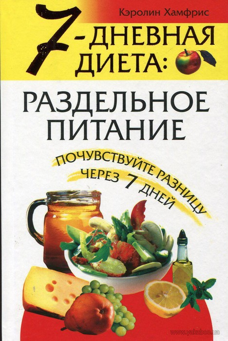 Эффективная диета минус 10 кг меню